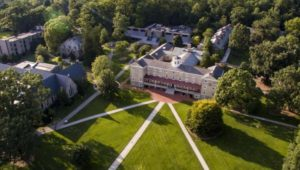 The Haverford College Office of Admissions.