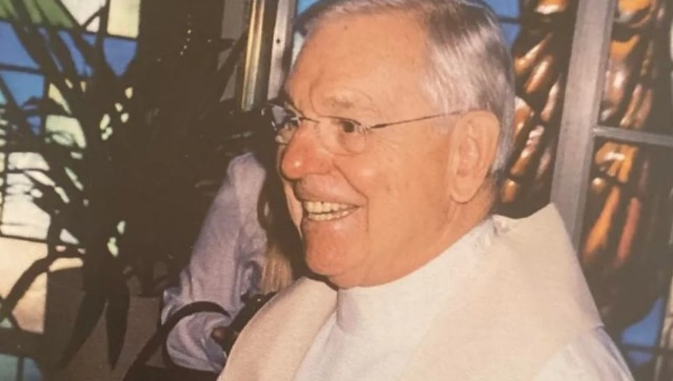 Msgr. Trinity was known for his deep religious convictions and ability to connect with people.