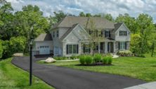 The front of a home at 6 Sarum Forge Way in Taylor Mill.
