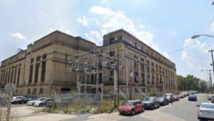 The former PECO power plant in Fishtown.