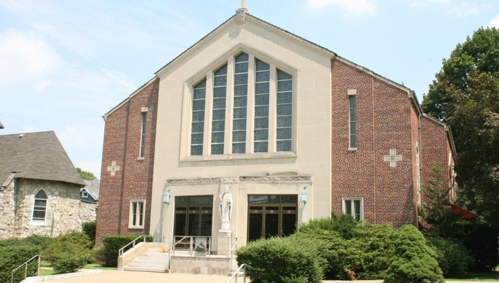 Holy Spirit Roman Catholic Church in Sharon Hill.