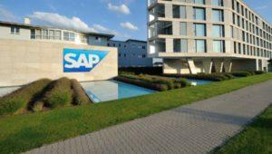 SAP headquarters in Newtown Square
